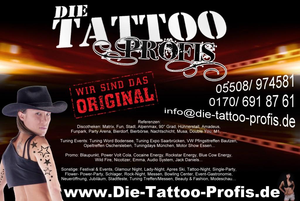 Tattoo Profis